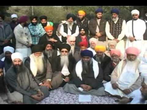 File Photo: Self proclaimed union for saints, Sant Samaj members