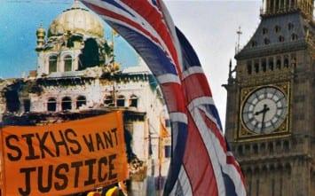 1984 UK Akal Takhat