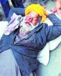 Victim Harpal Singh