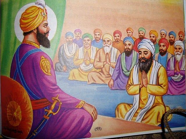 suthra shah beloved disciple of guru hargobind sahib