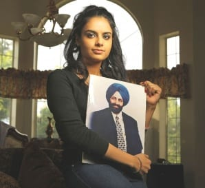 """My Father Lives"" – Poem In Memory of Balbir Singh Sodhi (Victim of First Hate crime After 9/11)"