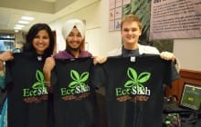 Washington Sikhs Support Green Action for Punjab and Earth's Ecological Future