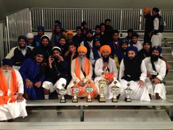 12th Annual Gatka Competition Organized in Indiana, USA