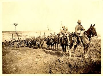 One Day Exhibit on Sikhs and the Great War in Malton, Canada