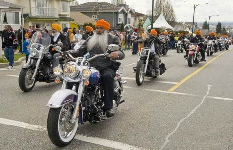 Canadian Sikh Association Accuses Liberals of Flip-flopping on Helmet Law