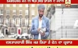 Samsung Chooses Sikh Model For Launch Of New Phone