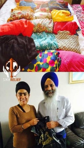 Sikh Relief UK to Help Afghan Sikhs who Survived Dangerous Journey to UK in Shipping Container