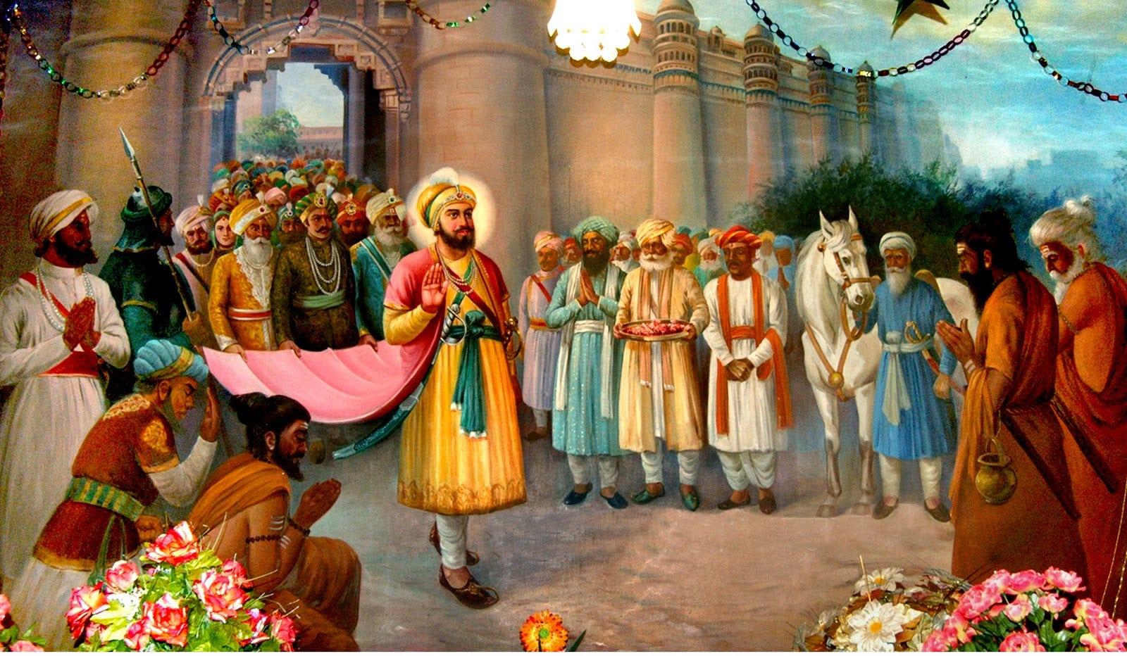 "Image result for Guru Hargobind Sahib Ji on diwali diwali – ""festival of lights"": spiritual significance & key facts Diwali – ""Festival of Lights"": Spiritual Significance & Key Facts 2014 10 22 bandi chorr"
