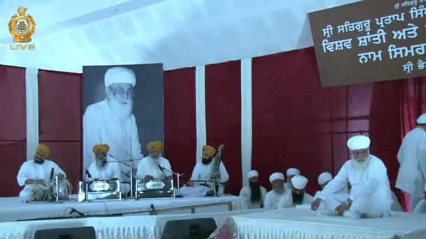 Ex-Hazoori Ragi Bhai Nirmal Singh Offers Apology Over Namdhari Kirtan Program