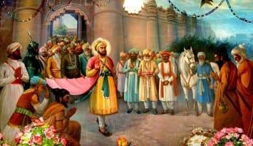 Remembering Guru Hargobind Sahib on Bandi Chhor Divus