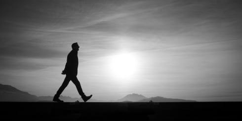 Op/Ed: Walking the Walk
