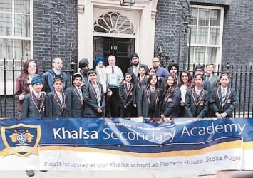 UK Khalsa Secondary Academy: South Bucks District to Challenge Secretary of State's Decision