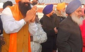 Sikh Political Prisoner Bhai Lakhwinder Singh Released on Parole