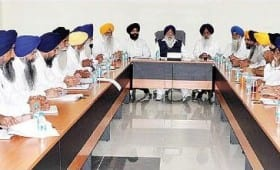 SGPC Decides to Provide Aid for Jammu and Kashmir Flood Affected Sikh Families