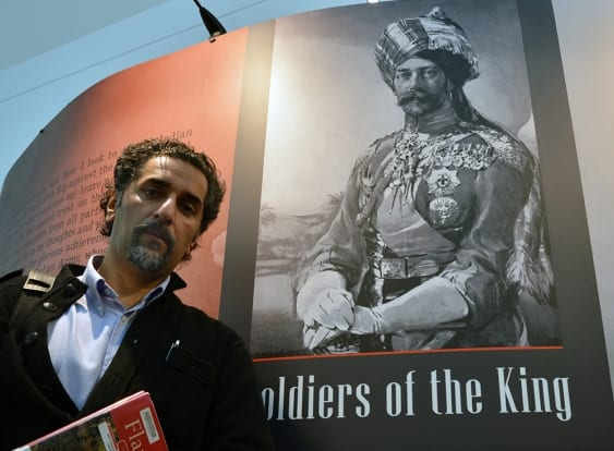 Canada: WWI Centenary Brings Up Untold History of Sikh soldiers at Surrey Library