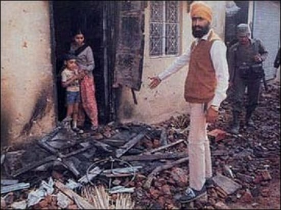 Delhi Assembly Passes Resolution Condemning Sikh Genocide of 1984
