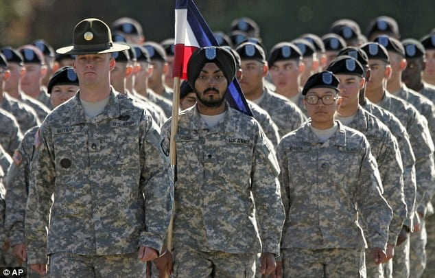Lawsuit Filed Against Us Army For Barring Sikh Student To