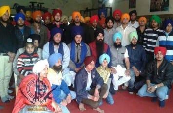 Meeting of Sikh Youth Federation Bhindranwala