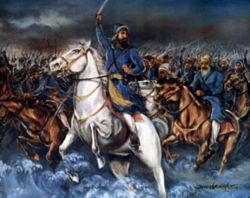 American Magazine Praises Sikhs as Greatest Warriors