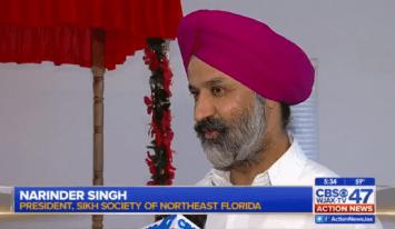 $7K of Items Stolen from Sikh Gurdwara in Jacksonville