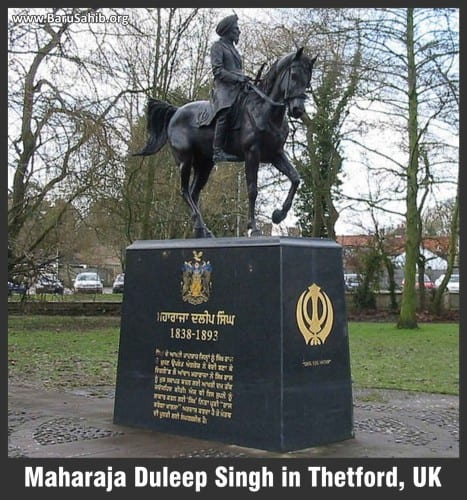 Pictorial: 13 Pictures of Sikh Statues Around the World