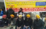 AISSF Conducts Camp to Get Signatures for Petition Against Article 25 (2)(b)