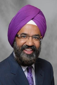 New Jersey School Appoints Sikh as Dean of School of Public Health