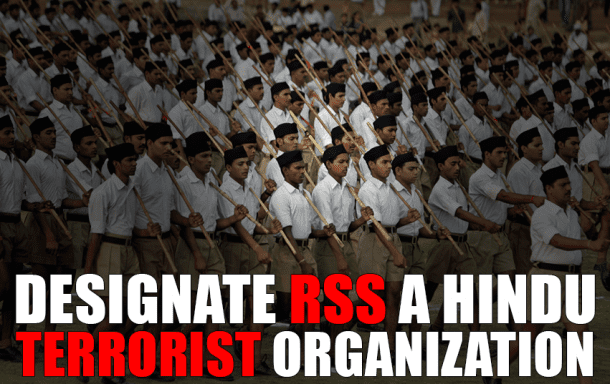 Sikhs for Justice Demand US Blacklist Hindu Group RSS as Terrorist Organization