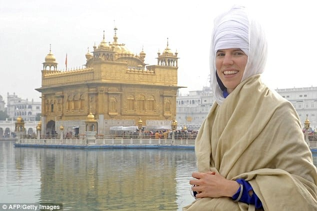 Alexandra Aitken Remains in India After Break Up