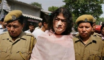 Minority Rights: Iron Lady Irom Sharmila Again Arrested in Manipur After Her Release