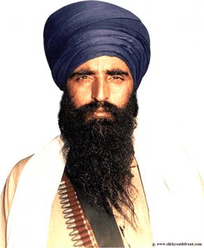 Sant Jarnail Singh Ji Khalsa Bhindranwala