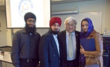 Sikh Activists Meet US Congressman Mike Honda
