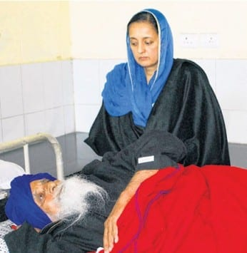 Serious Concerns Over Threats to Bapu Surat Singh Khalsa's Family