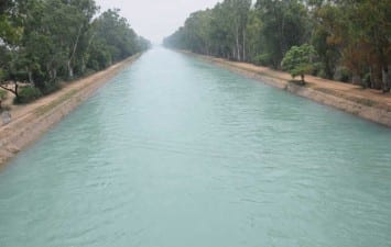 Law and Order of Punjab Will Be Distrubed If Water Is Shared with Haryana: Capt Amrinder