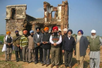 Investigation of Sikh Genocide of Hond Chillad Completes