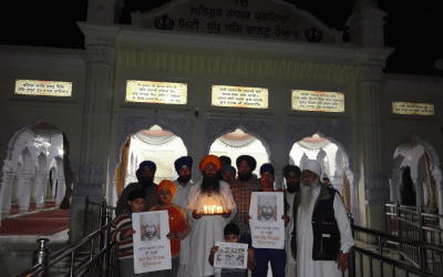 Pakistani Sikhs Pay Tribute to Babbar Akalis; Pray For Release of Sikh Political Prisoners
