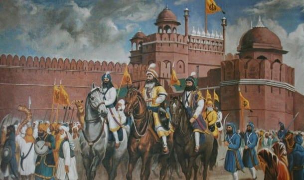 Sardar Baghel Singh – The Sikh General Who Ruled Over Delhi