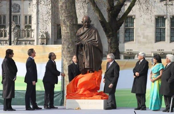 Former Supreme Court Judge: Gandhi was a British Agent