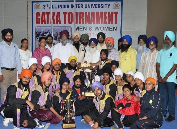 National Gatka Championship – Patiala Defeats Chandigarh Team in Finals