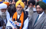 Faridkot: Hundreds Take Part in Second Vangar March for Bapu Surat Singh Khalsa