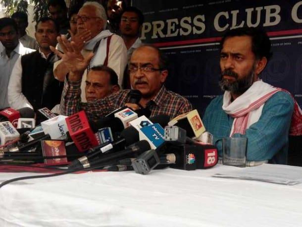 AAP Crisis Deepens as Parshant and Yadav Attack Kejriwal Verbally