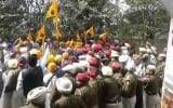 "Punjab Police Stops ""Vangar March""; Arrests Dozens of Sikhs"