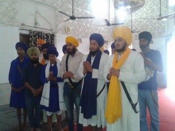Sikh Youth Federation Bhindranwala Pays Homage to Martyrs of 1978 Vaisakhi Shaheeds