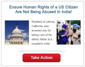 Over 2,500 Letters Sent to US Government Seeking Justice for Bapu Surat Singh Khalsa