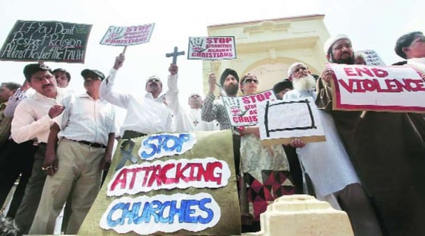 Sikhs Join Christians To Protest Growing Attacks Against Minorities in India