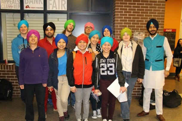 """Canadian Students Organize 2nd Annual """"Turban Pride Day"""" In Winnipeg"""