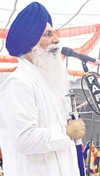 BREAKING: Jathedar Giani Mal Singh of Kesgarh Sahib Wounded