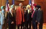 Attorney General Eric Holder Thanks the Sikhs for the Sewa Award