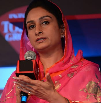 I Don't Know Who is Bapu Surat Singh Khalsa: Harsimrat Badal