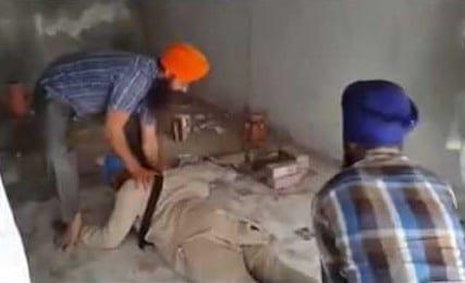 Police Arrests Four Members of Satkar Committee near Tarn Taran